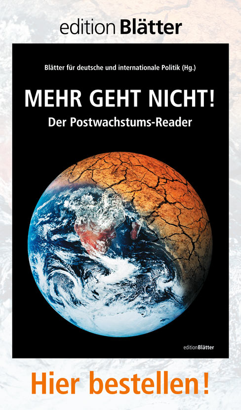 Postwachstums-Reader