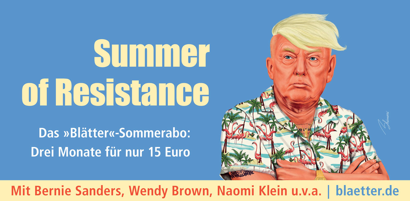 Summer of Resistance