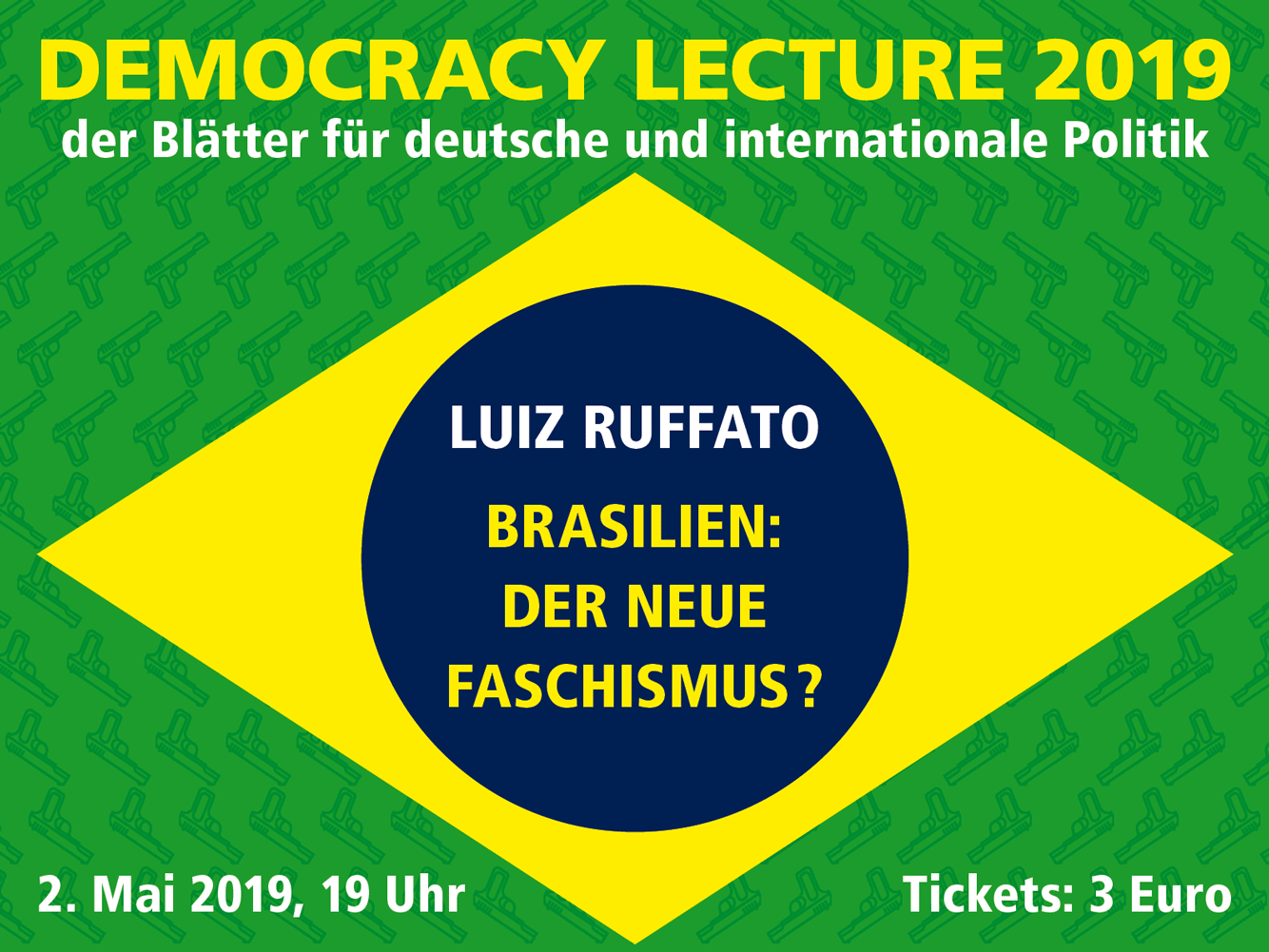 Democracy Lecture