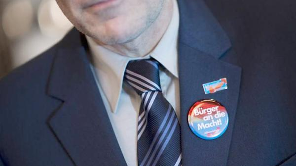 AfD-Badge